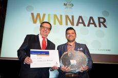 Holland Recycling won MVO Award