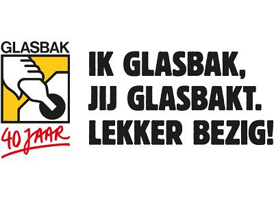 Glasbak Viert 40ste Verjaardag Vakblad Recycling Magazine Benelux